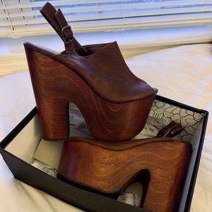 Shoe Cult Anticipate Platform